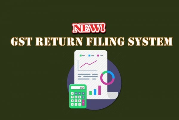 New GST Return Filing System