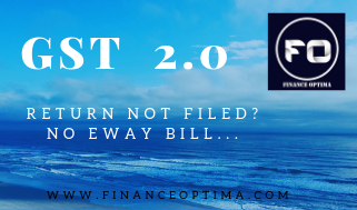 Return No Filed- No Eway Bill