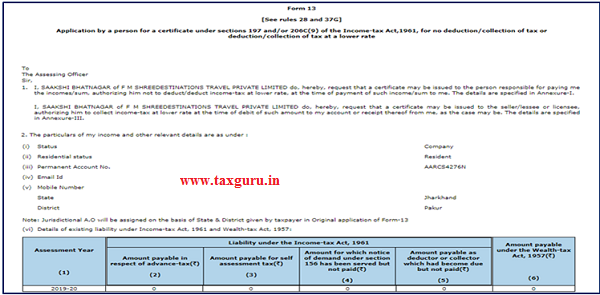 Step 10 After submitting declaration, click on Preview & Submit