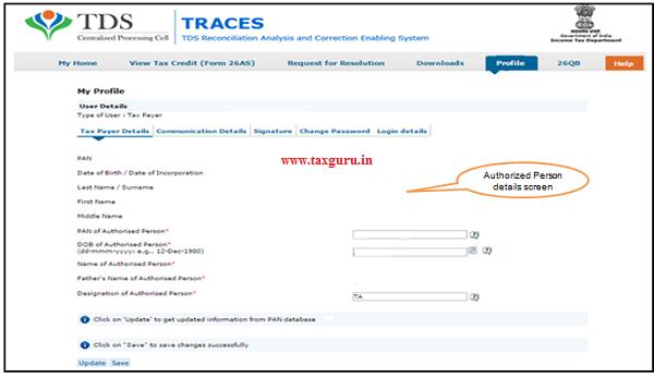 Steps to Register Digital Signature Certificate E-Tutorial Digital Signature Registration