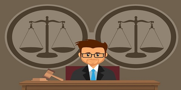 judge court gavel administration authority Prosecution