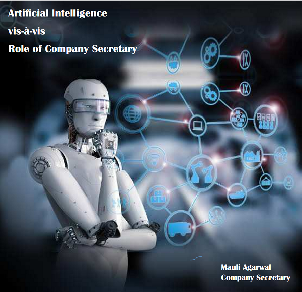 Artificial Intelligence vis-à-vis Role of Company Secretary