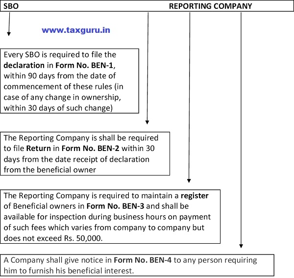 Beneficial significant owner (SBO)