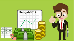 Budget 2019 (Unveiling)