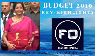Union Budget 2019: Key Highlights