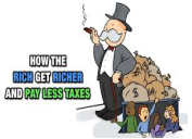 How the Rich Get Richer and Pay Less Taxes