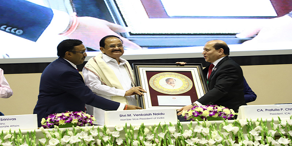 ICAI celebrates Platinum Jubilee & 70th Chartered Accountants Day