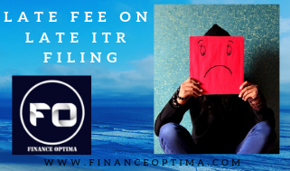 Late Fee on Late ITR Filing