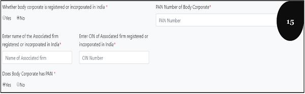 Registration Step 15