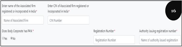 Registration Step 16