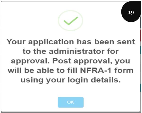 Registration Step 19
