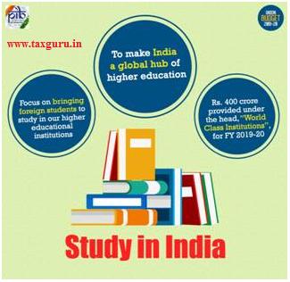 Study in India