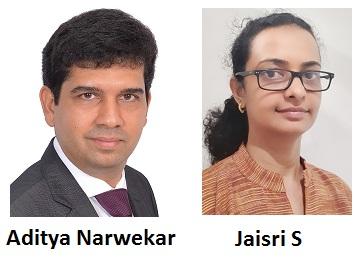 Aditya Narwekar and Jaisri S