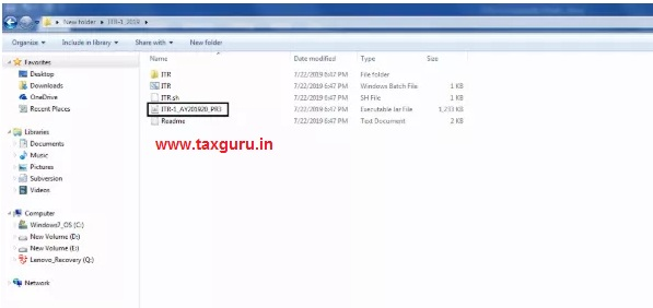 How to download and extract Excel and Java ITR utility | TaxGuru