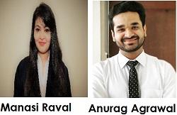 Manasi Raval & Anurag Agrawal