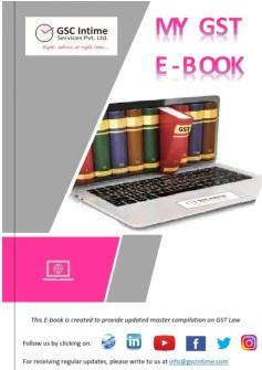 My GST E-Book