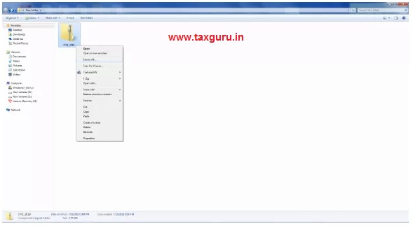 extract an ITR utility images 4