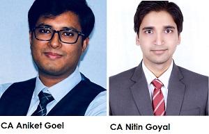 Aniket Goel And Nitin Goyal