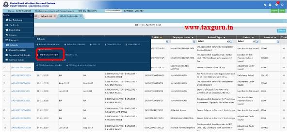 Archive List Fig (xlix)