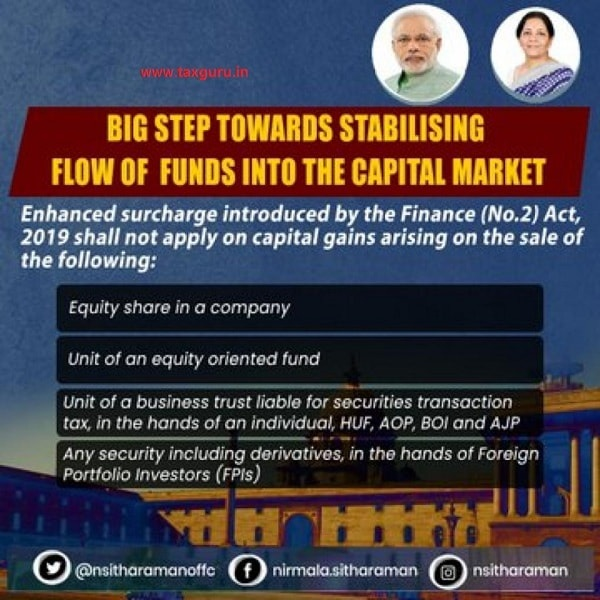 Big Steps Towards Stablishing Flow of Fund Into The Capital Market