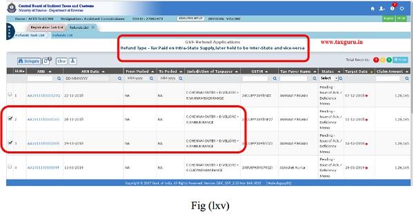 Delegation and Verification Fig (lxv)