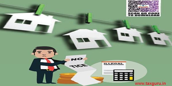 Keep Away From Benami Transactions