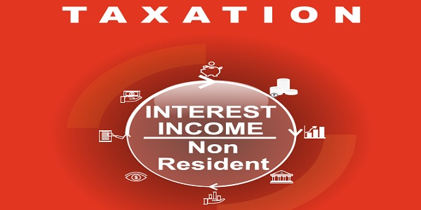 Taxation- Interest Income- Non Resident