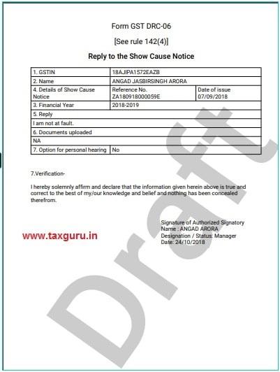 Notices tab 4