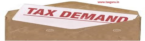 Tax Demand