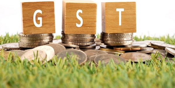 GST, finance conceptual goods and services tax