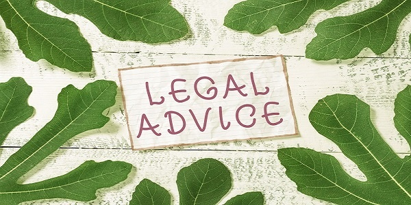 Legal Advice. Conceptual photo Lawyer opinion about law procedure in a particular situation