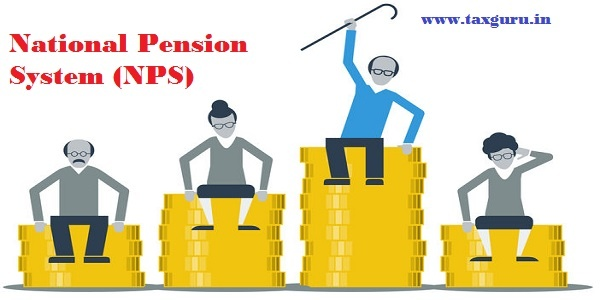 National Pension System (NPS)- Pension savings