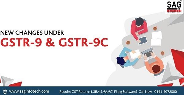 New Changes Under GSTR-9 & GSTR-9C