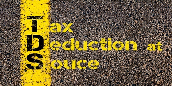 TDS Tax Deduction at Source