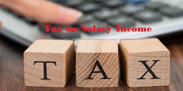 Tax on Salary Income