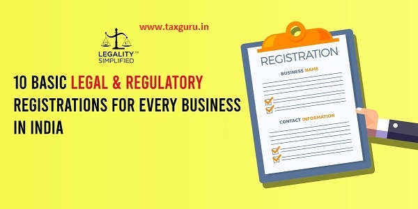 legal and regulatory