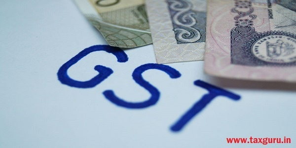 GST Goods and Services Tax Indian Notes