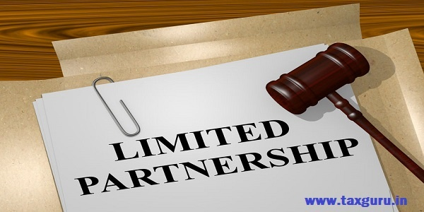 "LIMITED PARTNERSHIP"" title on legal document"