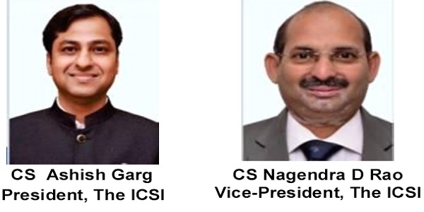 President -Vice President ICSI for 2020