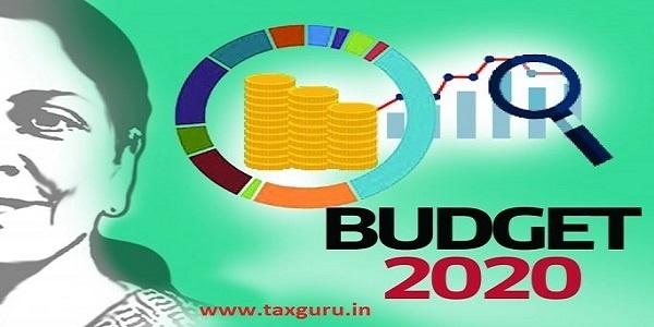 Budget 2020 - Direct Tax