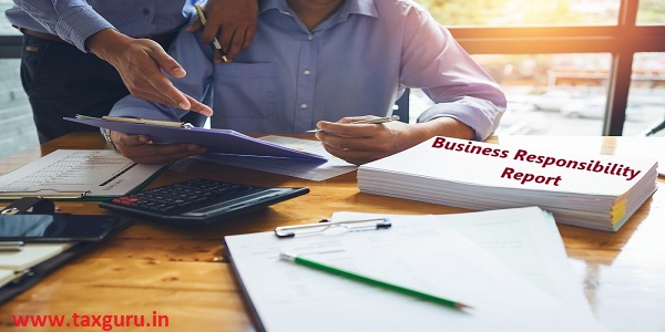 Business Responsibility Report