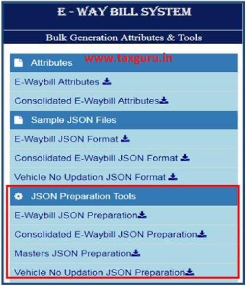 E-Way Bill System 2