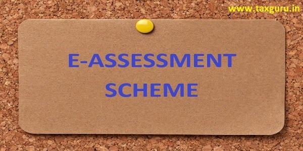 E assessment Scheme