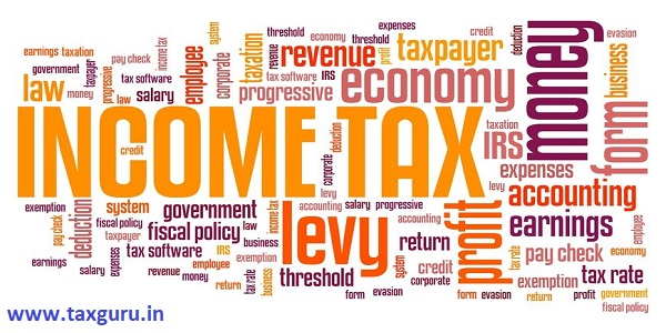 Income tax - personal finance issues and concepts