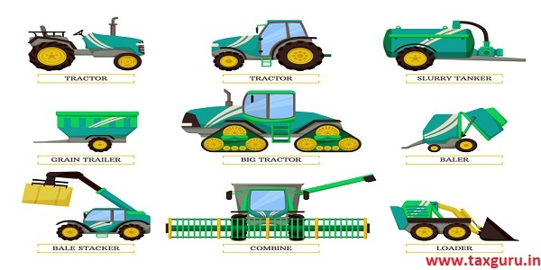 Mechanization In Agriculture