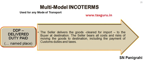 Multi Model Incoterms images 2