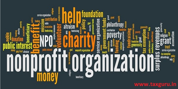 NGO or Charitable Organisations