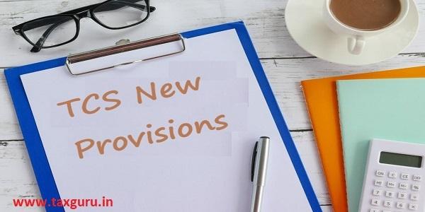 TCS New Provisions
