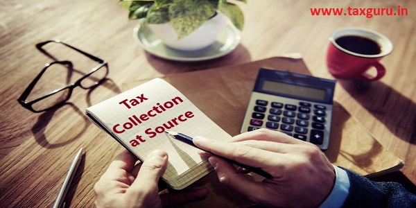 Tax Collection at Source