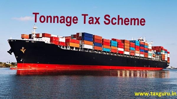 Tonnage Tax Scheme
